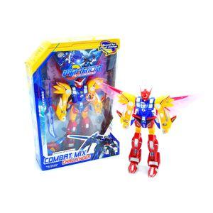 Figura de Acción Monkey Brand Robot Transformers Con Sonidos