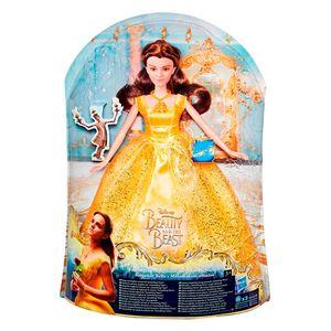 Muñeca Hasbro La Bella y la Bestia Singing Belle