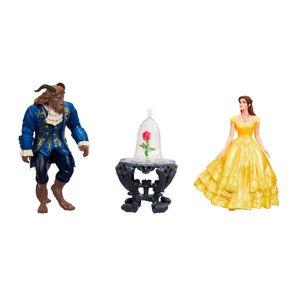 Muñecos de Juguete La Bella y La Bestia