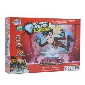 Juego de Espias Good Games el Robo del Diamante